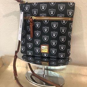 NFL  LA Raiders DOONEY & BOURKE Crossbody